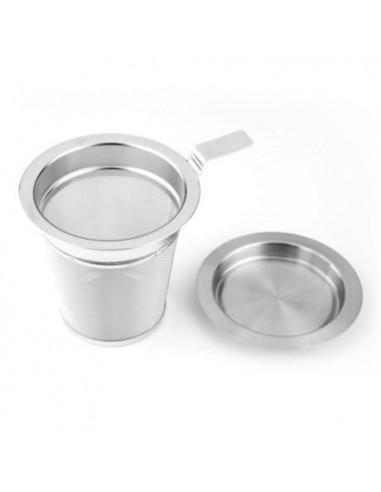 Filtro de té de acero inoxidable