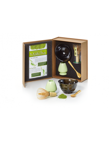 Kit para ceremonia del té Matcha