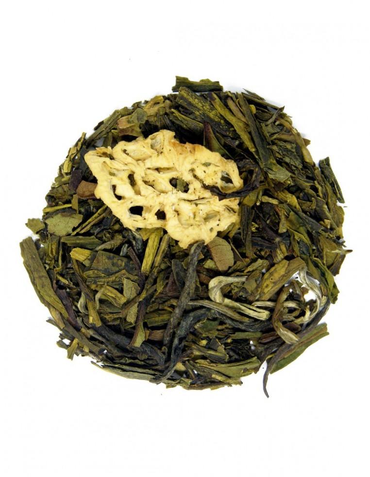 Té verde y blanco Pasión...