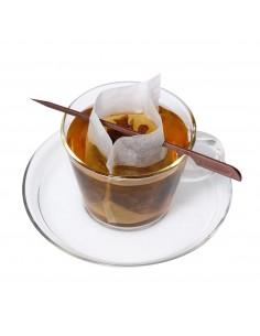 Filtros de té desechables